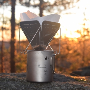 Review: Snow Peak collapsible coffeedrip