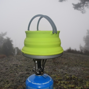 Review/preview: Sea to Summit X-pot kettle (1,3 L / 44oz)