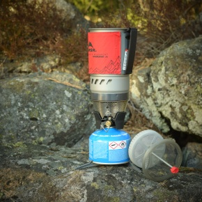 MSR Windburner – The best stove on the market